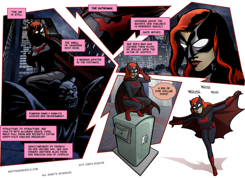 Crisis of Infinite Rummage